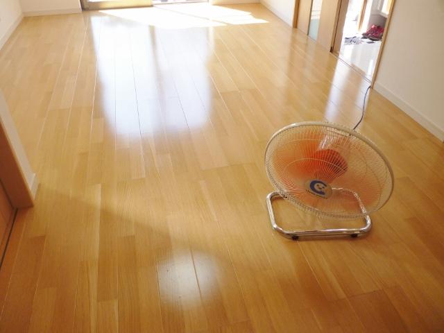 フローリング床ワックス 京都