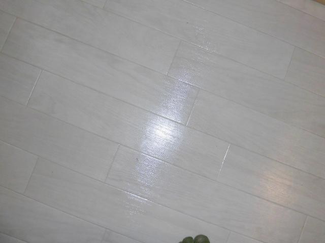 大阪市浪速区で床ワックス