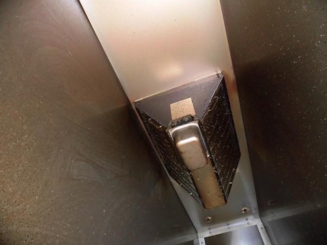 業務用換気扇の掃除|京都