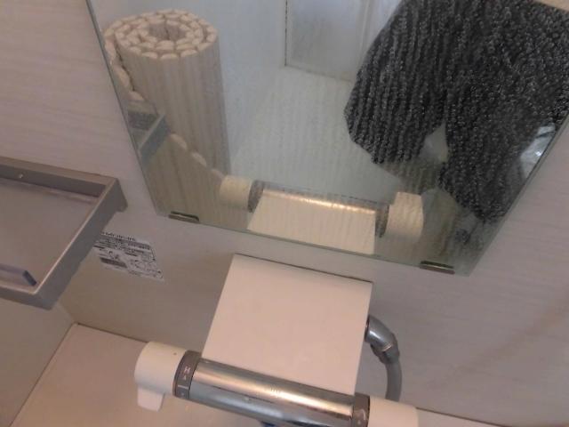 大阪市淀川区でお風呂(浴室)ハウスクリーニング
