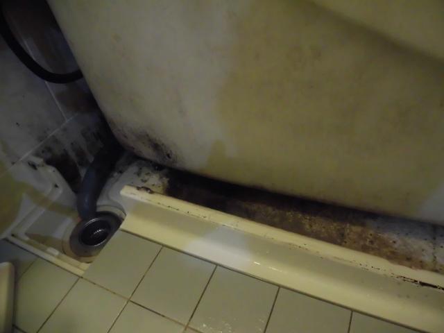 四條畷市でお風呂(浴室)掃除