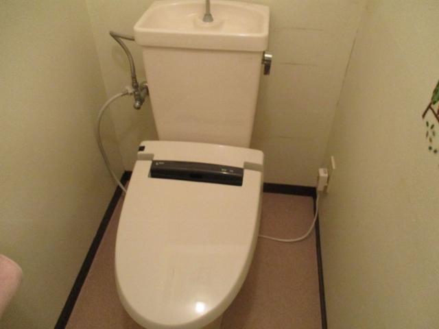 奈良市でトイレのハウスクリーニング