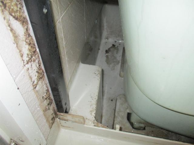 大東市でお風呂(浴室)ハウスクリーニング