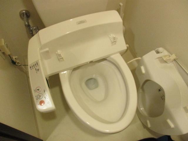 箕面市でトイレ掃除