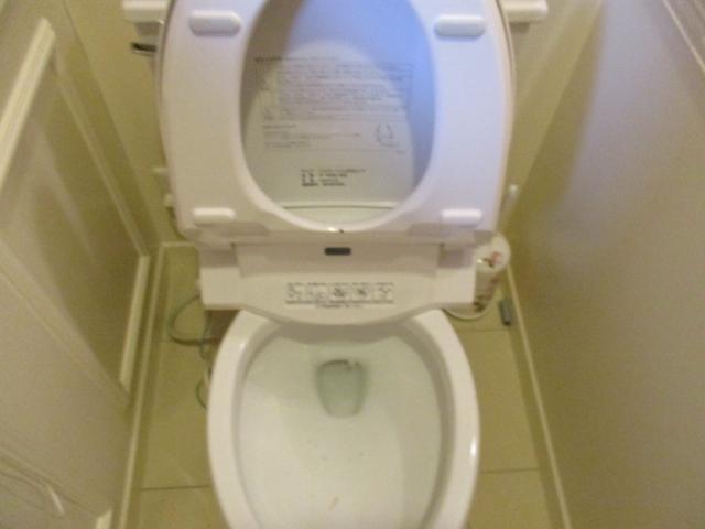 西宮市でトイレ掃除
