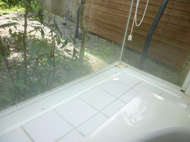 大阪狭山市でお風呂(浴室)ハウスクリーニング