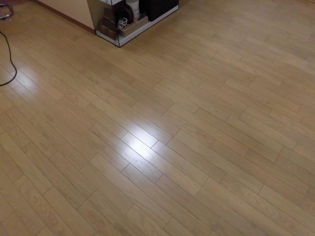 床ワックス 大阪