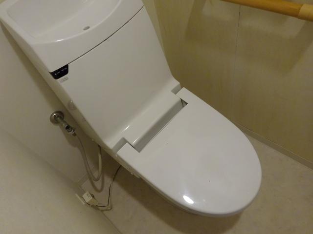 堺市でトイレ掃除